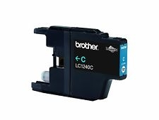Cartus cerneala compatibil Brother LC1240/LC1280/LC1220 CYAN