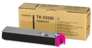 KYOCERA TK520M TONER FSC5015N MAG 4K