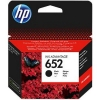 Cartus Cerneala Original HP 652 Negru Black Ink Advantage 1115, 2135, 3635, 3835, 4675, 5075