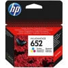 Cartus Cerneala Original HP 652 Color DJ Ink Advantage 1115, 2135, 3635, 3835, 4675, 5075
