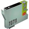 Cartus cerneala compatibil Epson T0711 BLACK