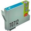Cartus cerneala compatibil Epson T0712 CYAN