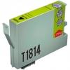 Cartus cerneala compatibil Epson T1814/T1804 YELLOW