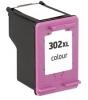 Cartus cerneala compatibil cu HP 302XL Color- DJ 1110, 2130, 3630, 3639, OJ 3830, Envy 4520, 4527