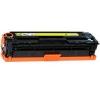 Cartus toner compatibil HP CE322A (128A) yellow - HP LaserJet CP1525, M1415 - 1.300 pagini