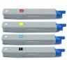 Cartus toner compatibil OKI C3300 Cyan - Oki C3300, C3400, C3450, C3520, C3530, C3600, MC350, MC360 - 2.500 pagini