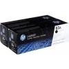Cartus toner original HP CF283AD Dual Pack (HP LaserJet Pro M125, M225, M127, M201)