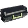 Reincarcare cartus toner LEXMARK 62D2H00, 62D0HA0 negru (LEXMARK MX710, MX711, MX810, MX811, MX812) - 25k